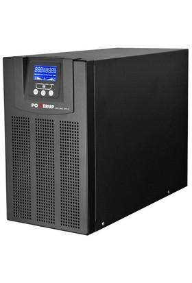 PowerUP 3KVA Online LCD HF UPS (UPS-POT-1203)
