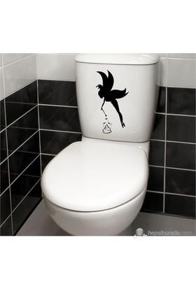Dekorjinal Banyo Sticker Ban06