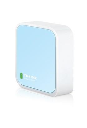TP-LINK TL-WR802N 300 Mbps N Kablosuz AP/Client/Router/Repeater/Bridge 1 WAN/LAN Portu Nano Router