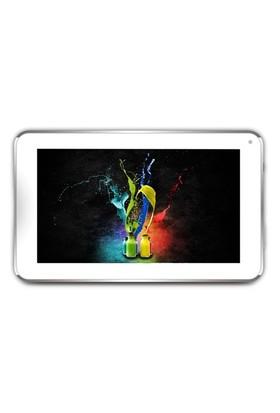 Everest Everpad Dc-709 7` 1Gb Ddr3 1.0Ghz X2 8Gb Çift Kamera Parlak Beyaz Android 4.20 Jellyb. Tablet Pc