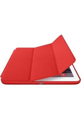 Kılıfshop Apple İpad Mini 4 Smart Case Kırmızı