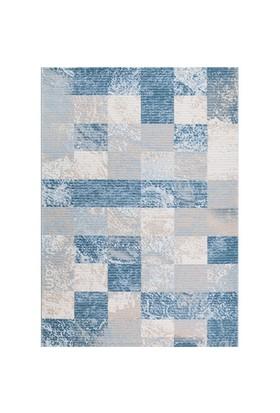 Tiffany Halı Tiffany Aura T4157 150X230 Mavı