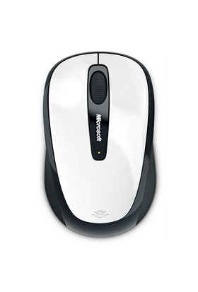 Microsoft Wireless 3500 Mobile Mouse Beyaz (GMF-00041)