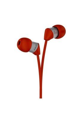 Akg Y23U Mikrofonlu Kulakiçi Kulaklık Kırmızı