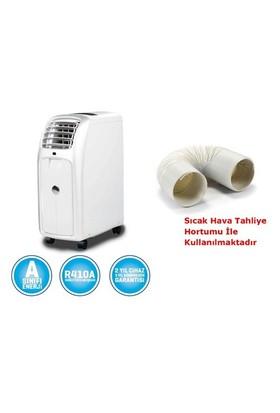 Airfel AP09-3102/AP09-3103/R2 A Enerji Sınıfı 9000 Btu/h Mobil Klima