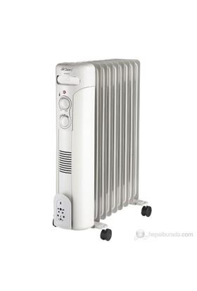 Arzum AR034 2000 W Minifin 9 Dilim Yağlı Radyatör