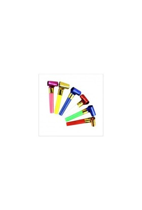 Parti Şöleni Renkli Kaynana Dili 10 Adet
