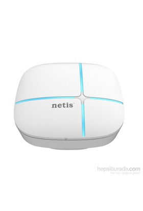 Netis WF2520P 300Mbps Wireless N High Power Ceiling-Mounted Router - Pasif POE