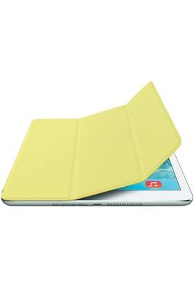 Apple iPad Air Smart Cover Sarı Tablet Kılıfı (MF057ZM/A)