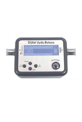 Class LCD EKRANLI DIGITAL UYDU BULUCU