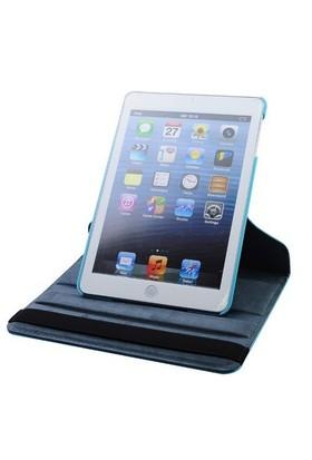 Romeca iPad Mini 360 Derece Dönebilen Mavi Kılıf 20294