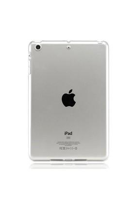 Romeca iPad Mini Koyu Şeffaf Arka Kapak