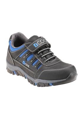 I Cool Ic105 Siyah Erkek Çocuk Ayakkabı