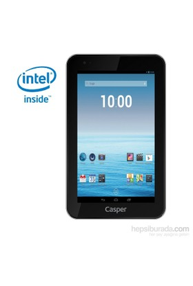 "Casper Via T7 Intel Atom Z2580 16GB 7"" IPS Tablet"