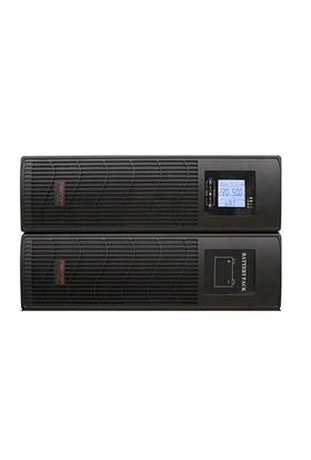 Necron DTR Serisi 6 KVA 1/1 Online 5/15 DK Rack UPS
