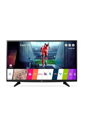 "LG 43LH590V 43""108 Ekran Full HD Uydu Alıcılı Smart Wi-Fi LED TV"