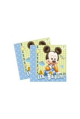 Parti Şöleni Baby Mickey Mouse Peçete
