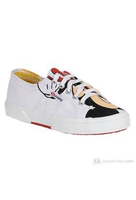 Superga Disney Topoln Çocuk Ayakkabı Beyaz