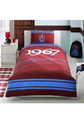 Lisanslı Tek Kişilik Trabzonspor Logo Nevresim Takımı