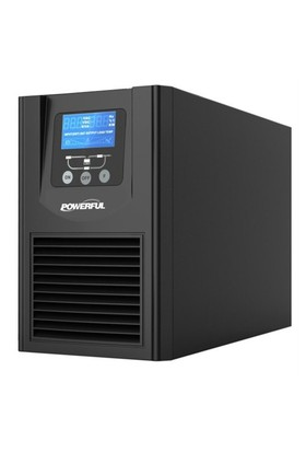 Powerful PSE-1101 1 KVA LCD Online UPS