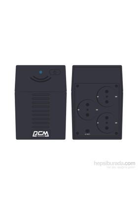Powercom Raptor 600VA Line Interactive (UPS UPS-PW-RPT-600A)