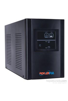 Powerful 2000 VA (PL-2000) Line Interactive 5'-12' UPS