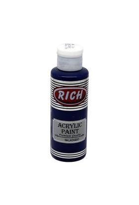 Rich Akrilik Boya 130 Cc Lacivert
