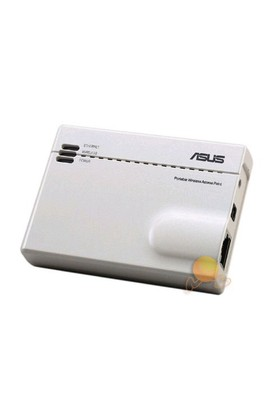 Asus WL-330GE 54/125Mbps Access Point/Universal Repeater/Eternet Adaptör