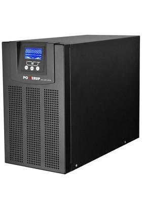 PowerUP 10KVA Online LCD HF UPS (UPS-POT-1210)