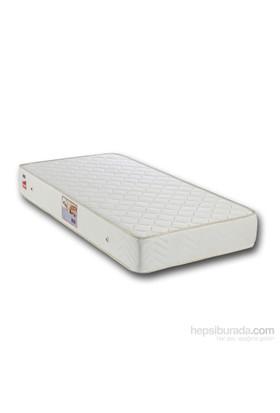 Ortopedik Örme Kumaşlı Lüx Yatak 90*190