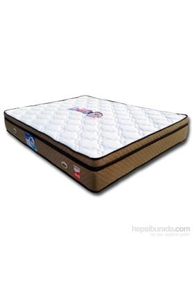Derman Yatak Çıkarılabilir Pedli Ultra Ortopedik Yatak 150X200