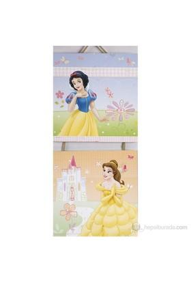 Alldeco Disney Kahramanları Prensesler 1 Mdf Tablo 23 X 47 Cm