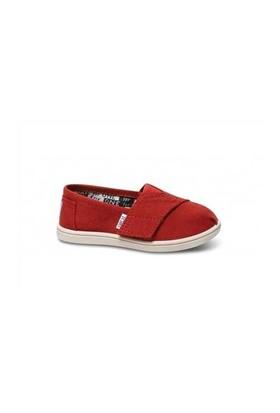 Toms Çocuk Günlük Ayakkabı 013001D13-Red