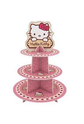 Pandoli Hello Kitty Cupcake Standı