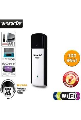 Tenda W322U 300Mbps Wireless-N USB Adaptör