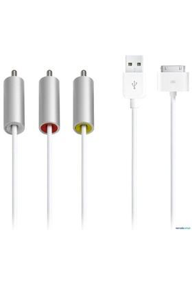 Apple Kompozit AV Kablo MC748ZM/A