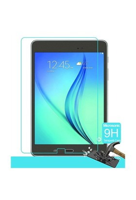 Microsonic Samsung Galaxy Tab E 9.6'' T560 Temperli Cam Ekran Koruyucu Kırılmaz Film