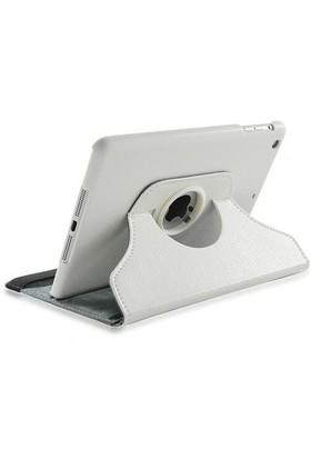 Lopard Apple İpad Mini 4 Kılıf 360° Dönebilen Standlı Kapaklı Kılıf