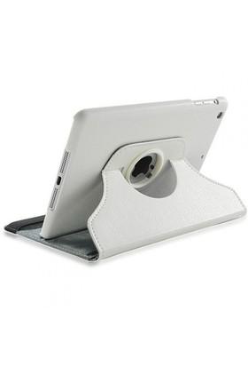 Lopard Apple İpad Mini Retina Kılıf 360° Dönebilen Standlı Kapaklı Kılıf