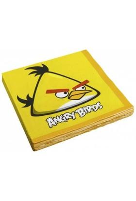 Parti Paketi Angry Birds Peçete