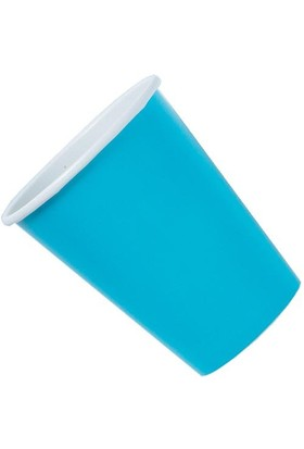 Parti Paketi Boncuk Mavi Bardak