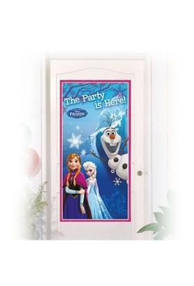 Pandoli Frozen Kapı Banner