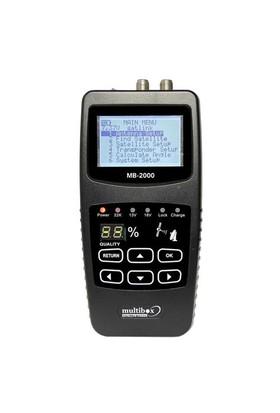 Multibox MB-2000 Uydu Yön Bulucu