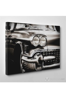 Tabloshop - Classic Cars Iv Canvas Tablo - 75X50cm