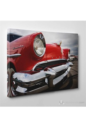 Tabloshop - Classic Car Canvas Tablo - 75X50cm