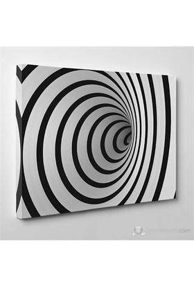Tabloshop - Vortex Iı Canvas Tablo - 75X50cm