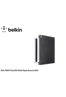 Belkin Blk-F8n771cwc00 İpad3 Siyah Koruma Kılıfı