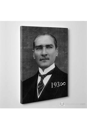 Tabloshop - Mustafa Kemal Atatürk 1938 Canvas Tablo - 75X50cm