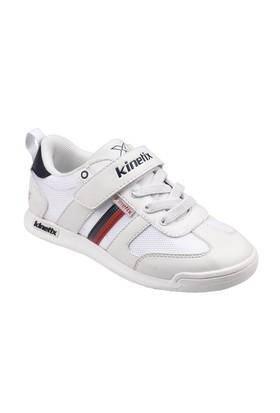 Kinetix A1291302 Beyaz Lacivert Kırmızı Erkek Çocuk Sneaker