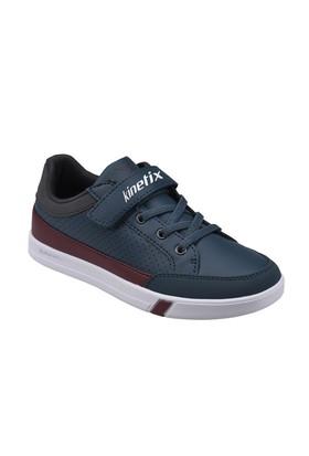 Kinetix A1291088 Petrol Bordo Koyu Gri Erkek Çocuk Sneaker
